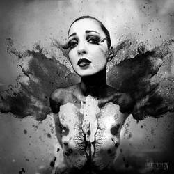 Rorschach Butterfly by bitterev