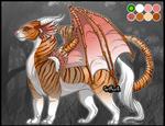 Dragon adopt (cat base) - CLOSED