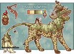 Dom Jader - Garden Witch (Raffle-CLOSED)