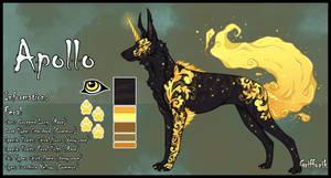 MYO Jader: Apollo  (Feral)