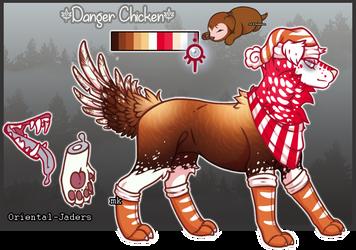 Imp Jader - Danger Chicken  [Bean Growth]
