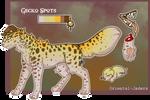 Feral Jader - Gecko Spots  [Bean Growth]