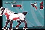 Dom Jader - Crimson Ghost (Raffle -CLOSED)