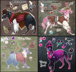 Canine Adopts (OPEN 1/4)