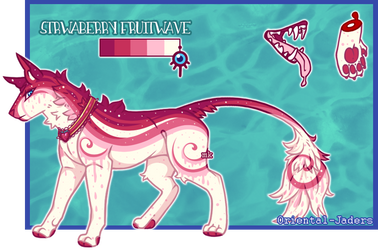 Strawberry Fruitwave (DTA-WINNER ANNOUNCED)