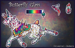 Butterfly Glass [Impress me]