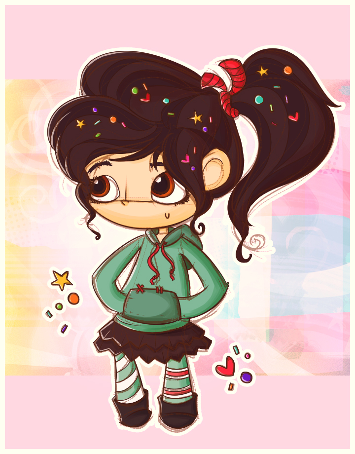 Vanellope by agusmp