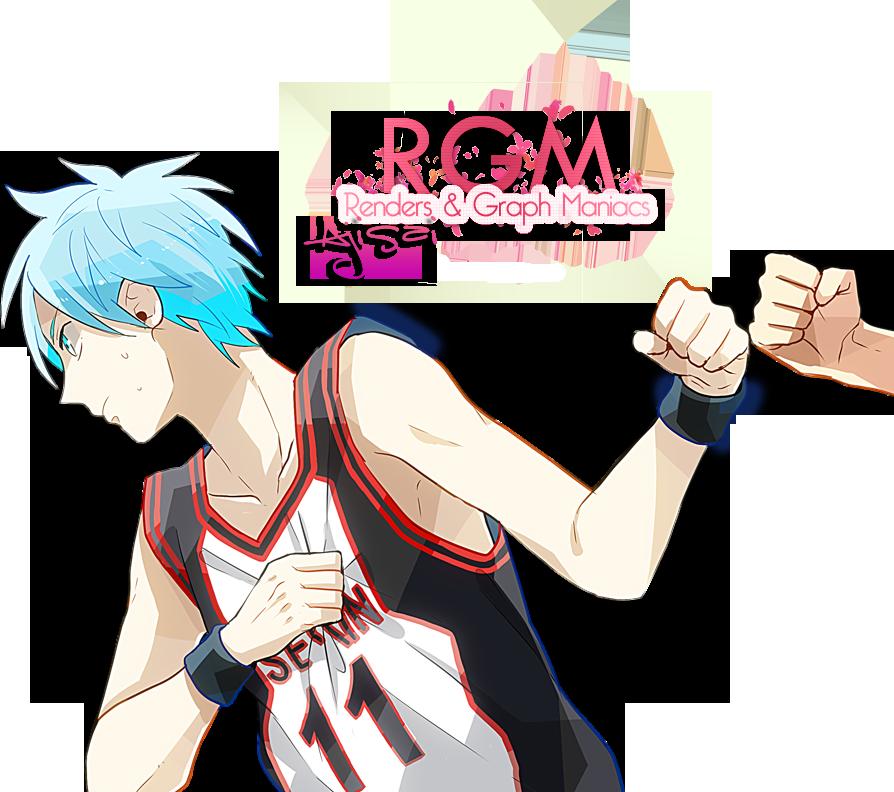 Kuroko No Basket Art Style : Render kuroko no basket by xxajisai graphicxx on deviantart