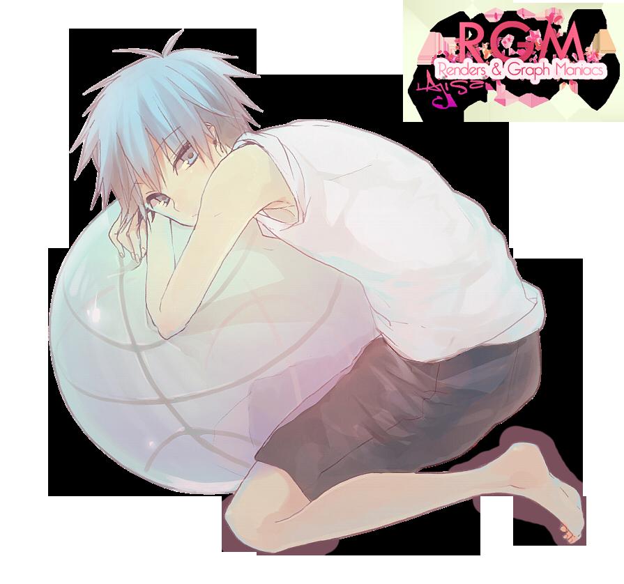 Render Kuroko no Basket by XxAjisai-GraphicxX