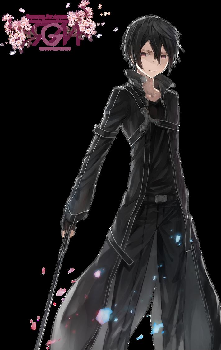 Render Sword art online by XxAjisai-GraphicxX