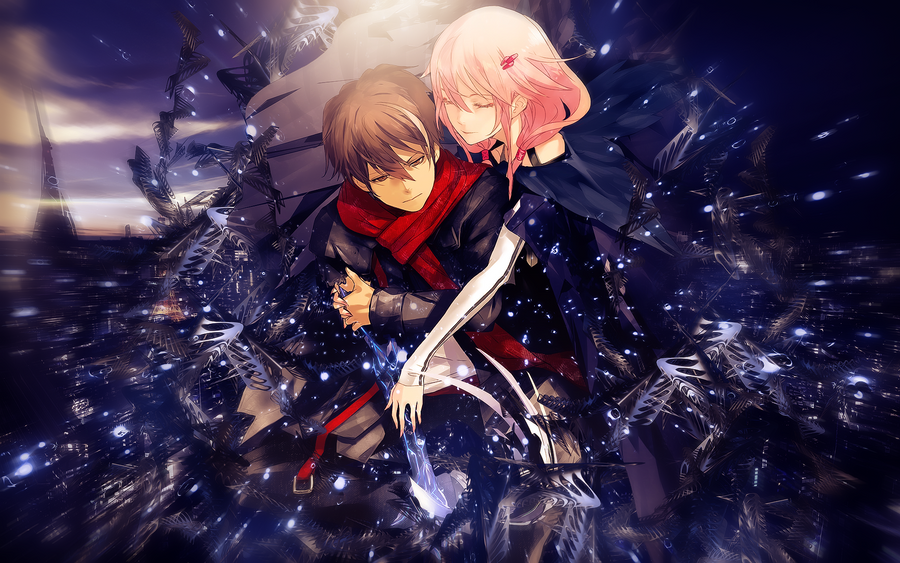 :::Aji Arts::: Wallpapers_guilty_crown_by_ajisai12-d5fchxw