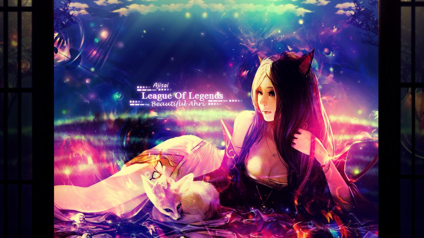 Legends by XxAjisai-GraphicxX