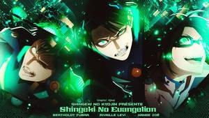 Wallpaper Shingeki No Evangelion by XxAjisai-GraphicxX