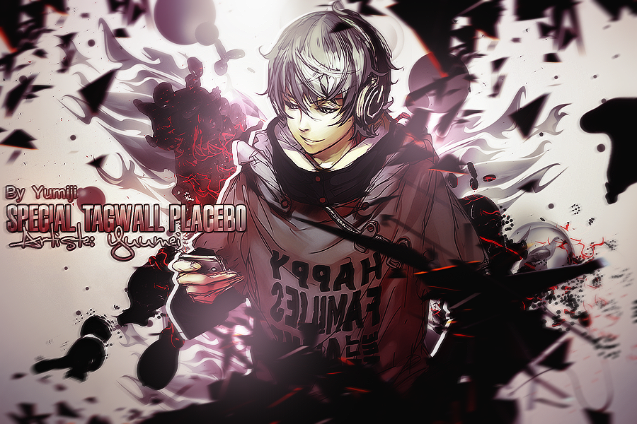 Bann Placebo Yumi by XxAjisai-GraphicxX
