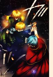Pandora hearts Chapter 91 by XxAjisai-GraphicxX