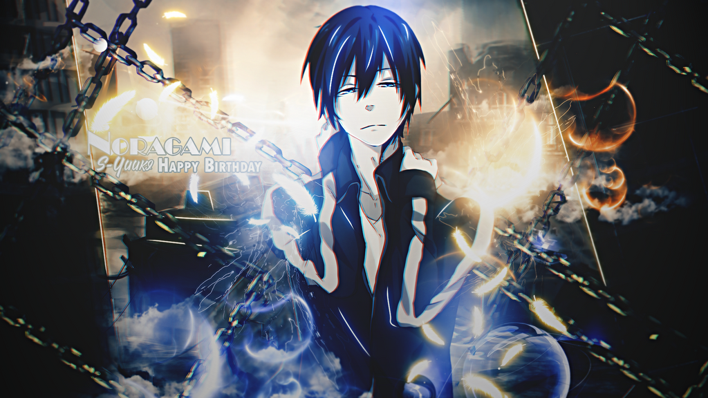 title noragami aragoto wallpaper hd - photo #31