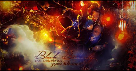 [Banniere] BB Halloween by XxAjisai-GraphicxX
