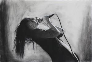 Alison Mosshart by EdwardRuiz