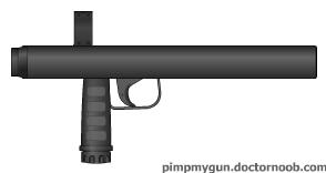 Fashe Qi-34 Grenade Launcher by tylero79