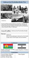 Soltirean-East Psychotikan Border War