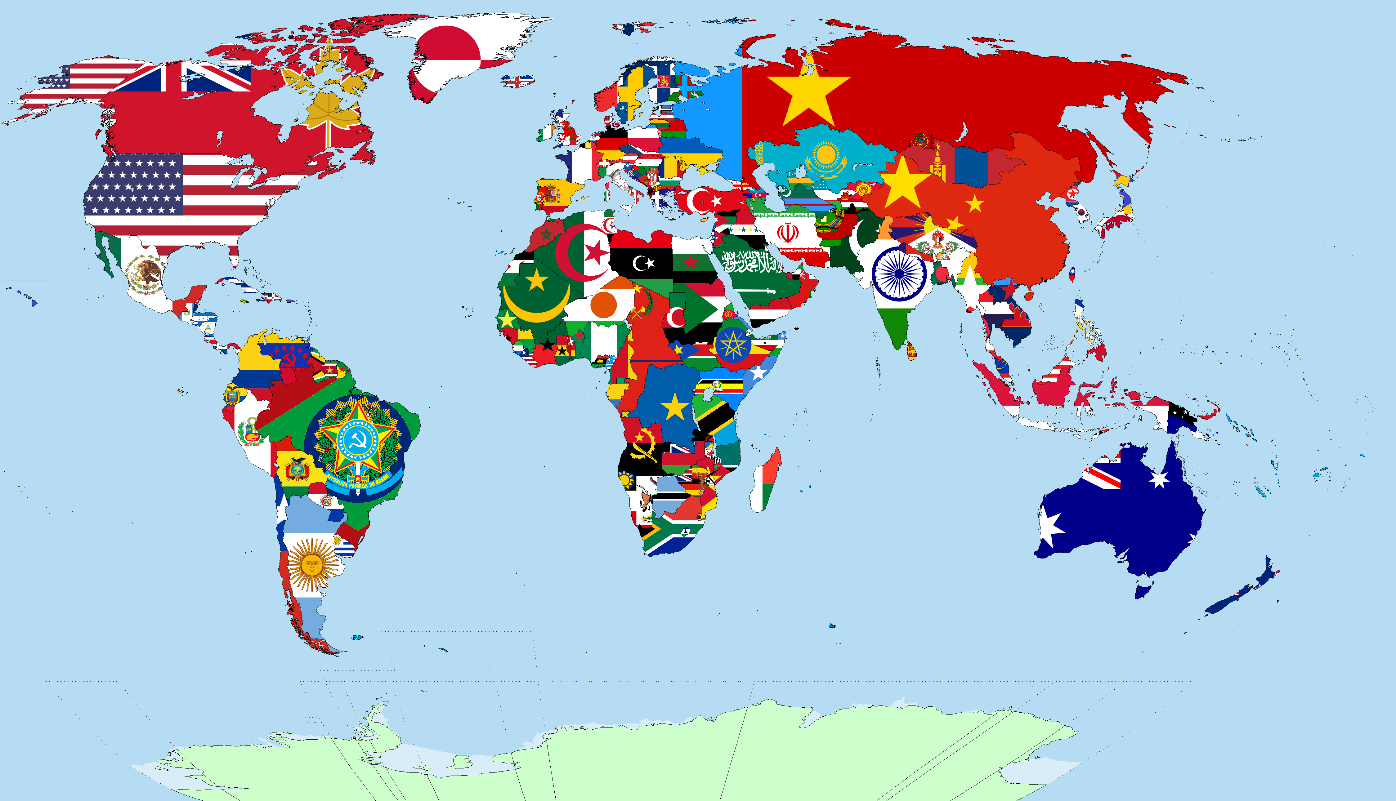 China To South America Flags Pictures To Pin On Pinterest PinsDaddy - South america map and flags