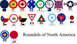 Roundels of North America