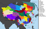 Regions of the Chinese Federation