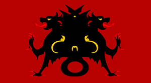 Flag of the Imperial Keteshi Empire
