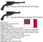 Fayetteville Revolvers