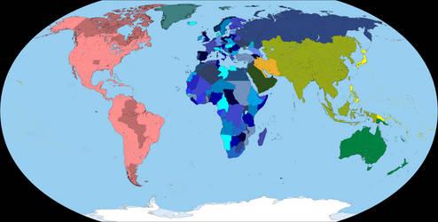 Alternate History Map Idea