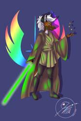 Commission 006 Taven Jedi Woofer!!!
