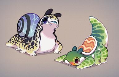 Small Critters by Kakiwa