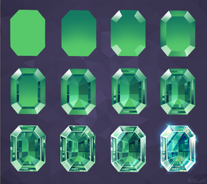 Emerald Progress