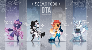 (Ended) Mini Scarfox OTA