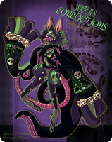 ENDING SOON - Scarfox Auction - Witch Concoction