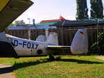 Farner Werke C-3605 Schlepp D-FOXY Tail