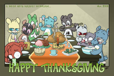 BN Thanksgiving 08 by Sanaril