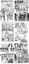 Faerie Path Sample Pages by Sanaril