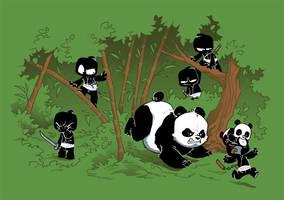 Unstealthiest Ninja 5 by Sanaril