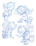 Random Sketch 03