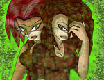 AT- Eva and Ellie by Aubergine-Jeri