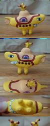 Yellow Submarinus by KaiDrawn