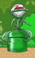 Minions of Bowser: Piranha by Dooplissa