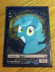 Silly Lyra by StarlightBolt