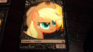 Apple Jack token alter by StarlightBolt