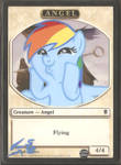 Rainbow Dash Angel Alter
