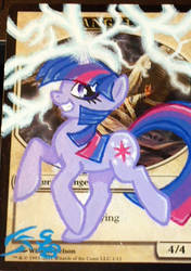 Twilight Sparkle Angel Alter