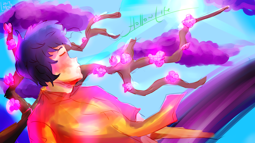 Hollow life... by akiakiakinori