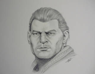 Dragon Age Inquisition, Varric Tethras by ACD101