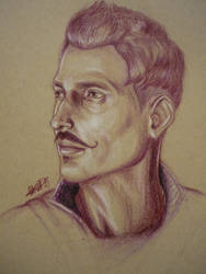 Dragon Age Inquisition, Dorian Pavus by ACD101
